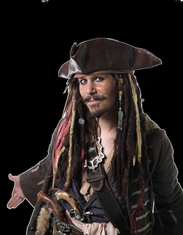 Pirates Cove captain