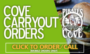 Cove Carryout Orders. Click to order/call. Mobile Orders Only!